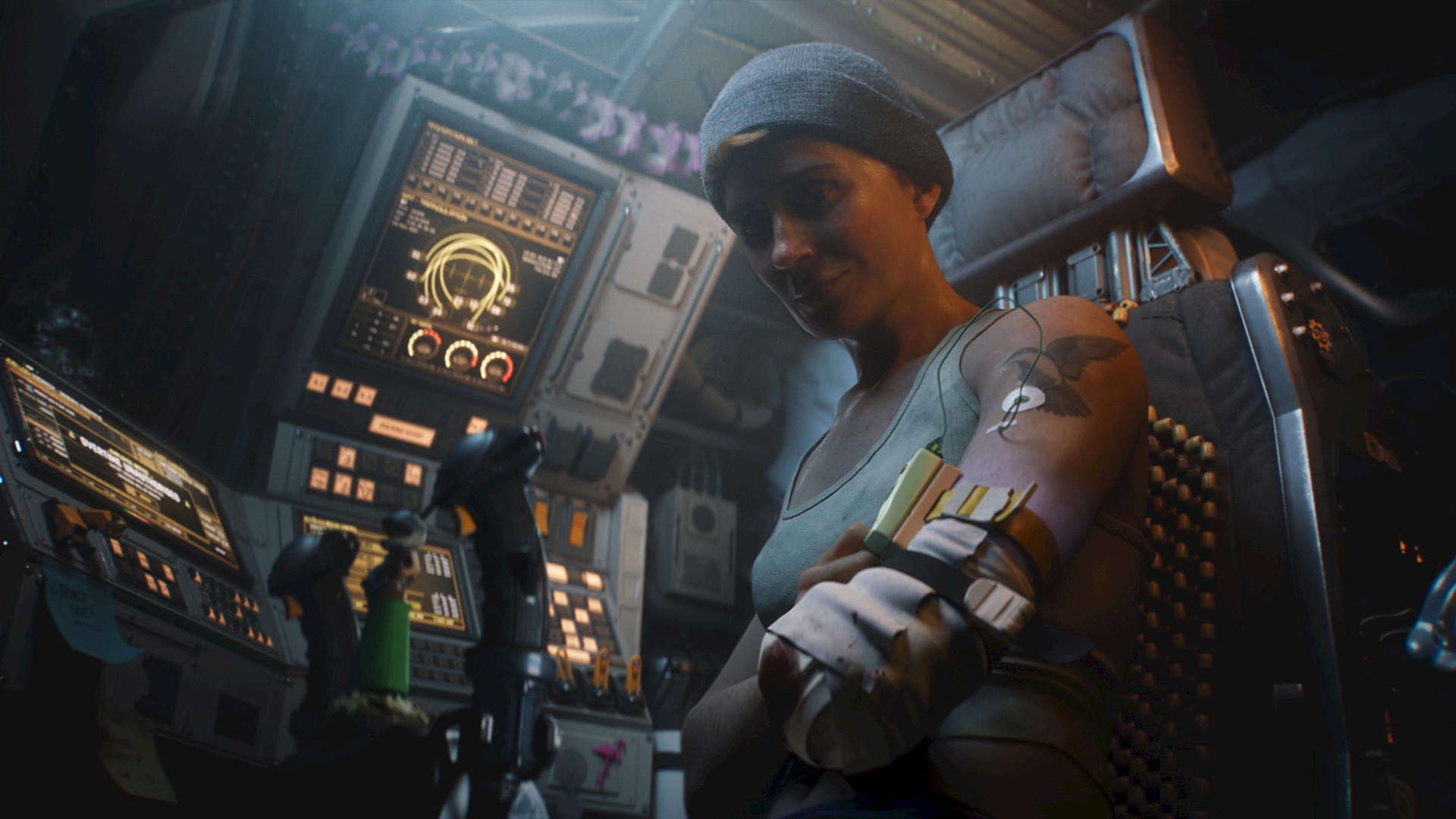 Axis Studios Love Death Robots Helping Hand